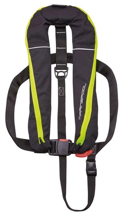 150N Aero ISO Lifejacket LB HR Zip