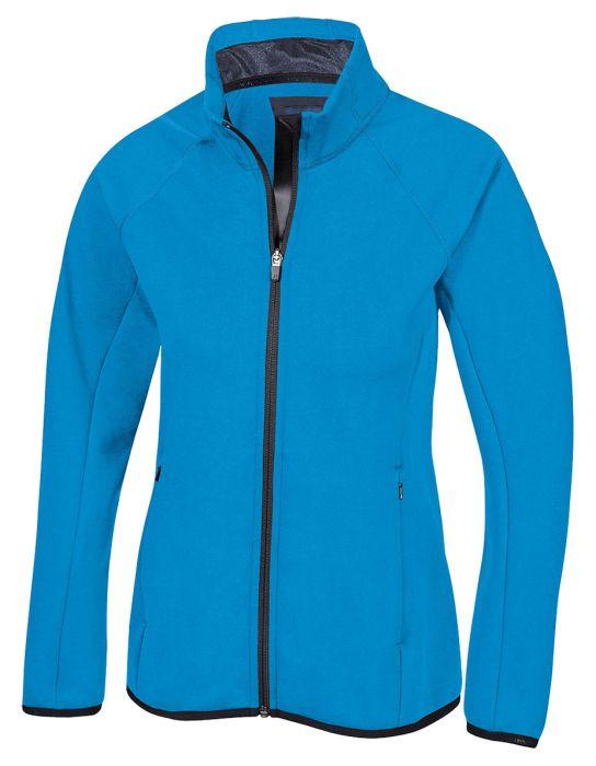 B3 Midlayer Fleece Jacket Women MP Neck LOGO