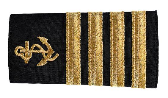 Epaulettes Captain