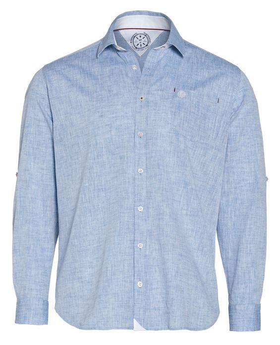 Levin Linen Shirt Men