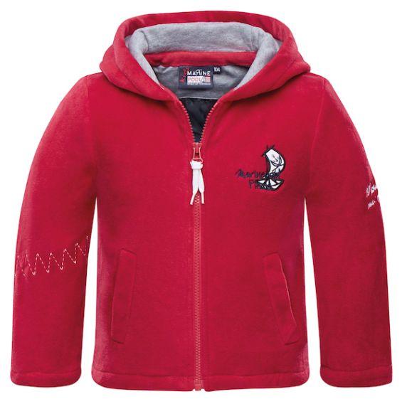 Pirate Fleece Jacket Hood Kids