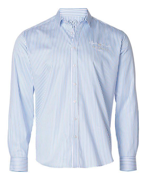 RR Alain Striped Shirt Men