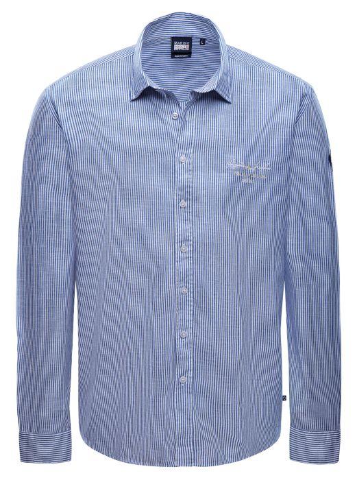 RR Sascha Linen Shirt Men
