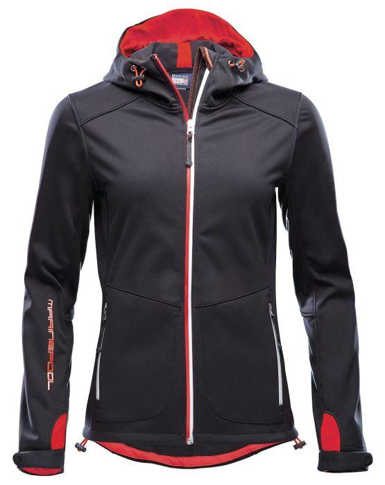 Seaford Team Softshell Jacket Women