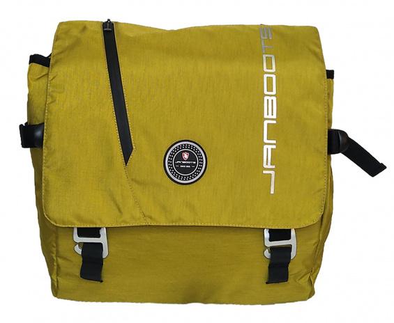 JB Checker Shoulder Bag