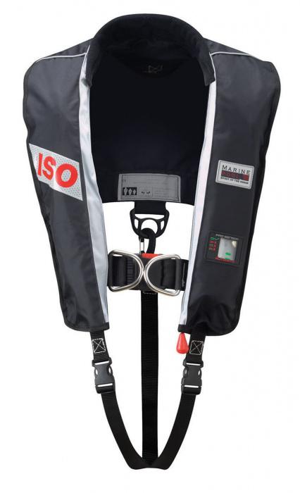 300N Pro 3D ISO Lifejacket UML Pro Sens. & Sprayh. Light
