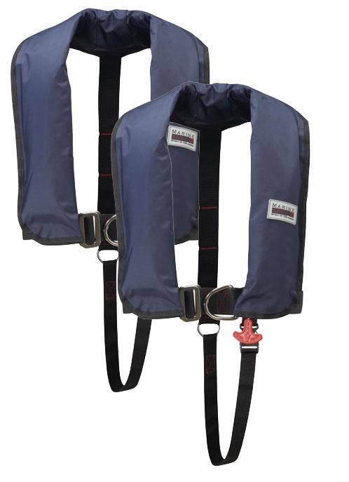 150N Classic ISO Lifejacket LB HR set of 2