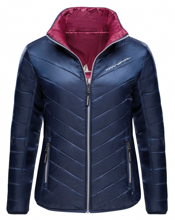 Anea Reversible Quilted Jacket Women