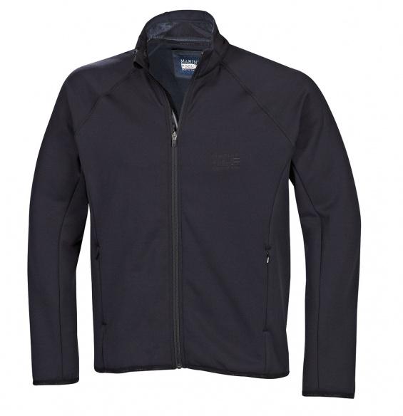 B3 Midlayer Fleece Jacket chest Logo Men