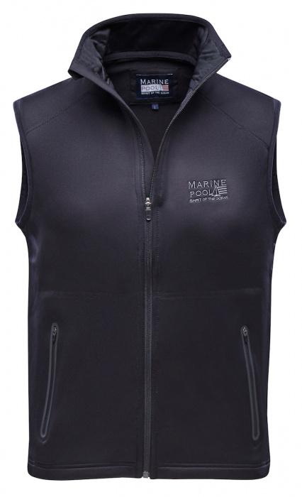 B3 Midlayer Fleece Vest MP chest logo Men