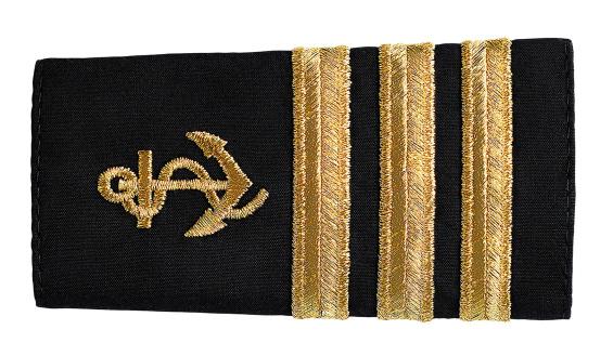 Epaulettes First Officer