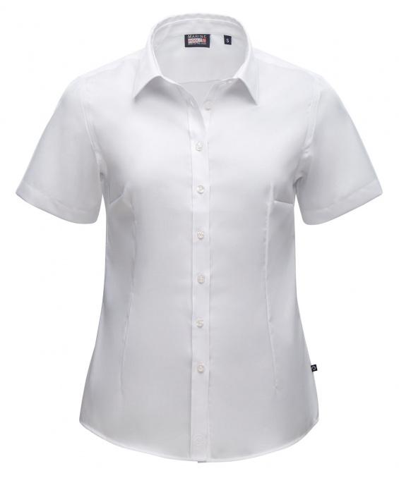 Fiona Noniron Shirt Women Short Sleeve