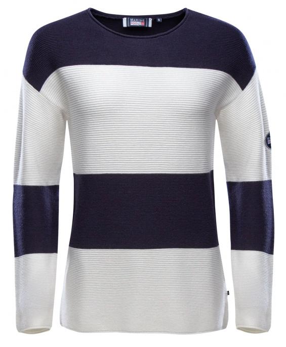 Fjella stripe Pullover Women