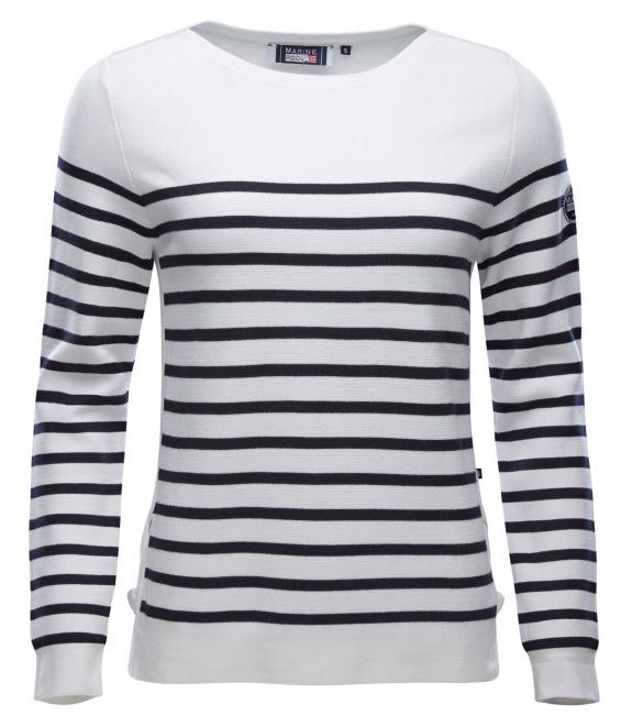 Helin stripe Pullover Women