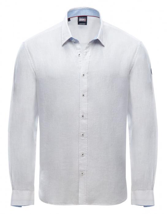 Oliver Linen Shirt Men