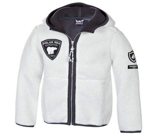 Polar Sea Fleece Jacket Kids