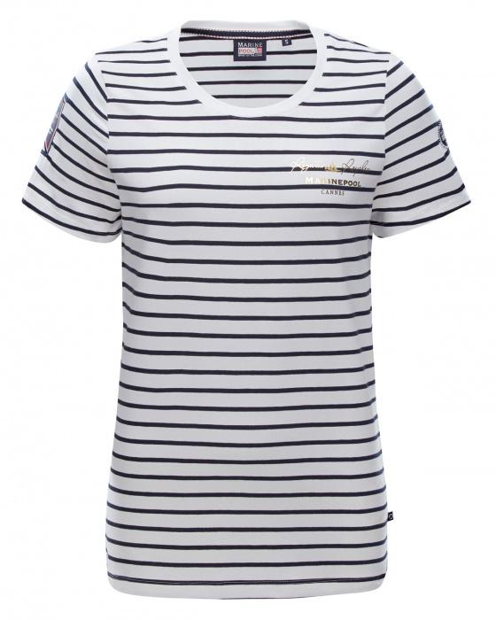 RR Agnes stripe T-Shirt Women