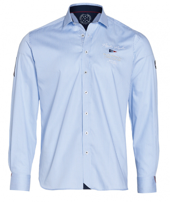 RR Matheo Stripe Shirt Men