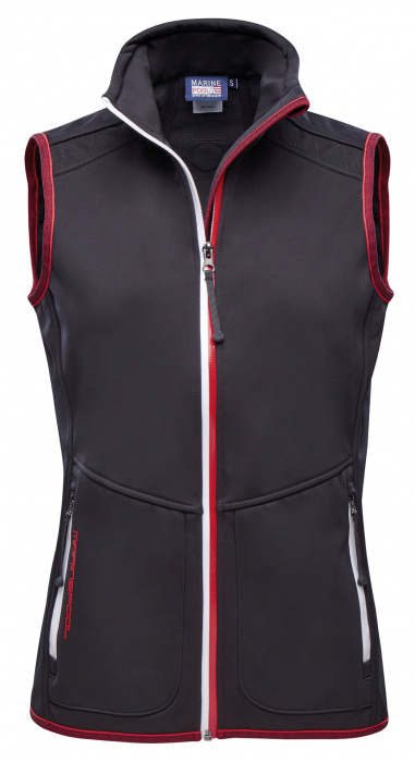 Seaford Team Softshell Vest Women