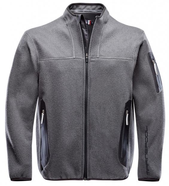 Tech Wool Fleece Jacket Men