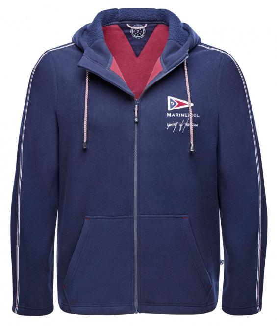 Teddie Fleece Jacket Men