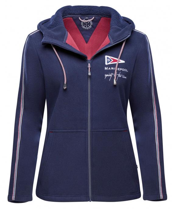 Teddie Fleece Jacket Women