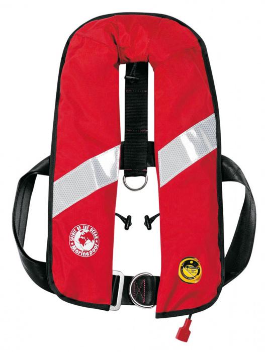 150N Security ISO Lifejacket LB MA1