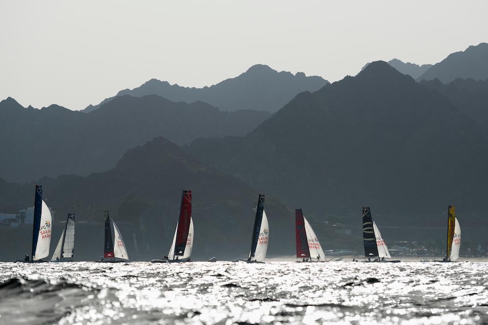 EFG Sailing Arabia - The Tour: zusätzliche Rennen in Masirah Island