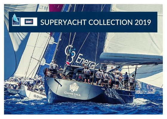 23. Superyacht Cup Palma 2019 Kollektion