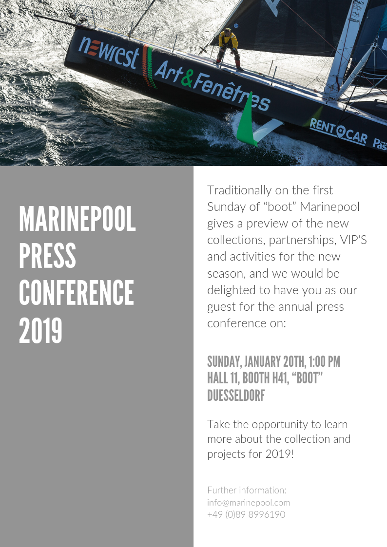 Marinepool - Press Conference 2019