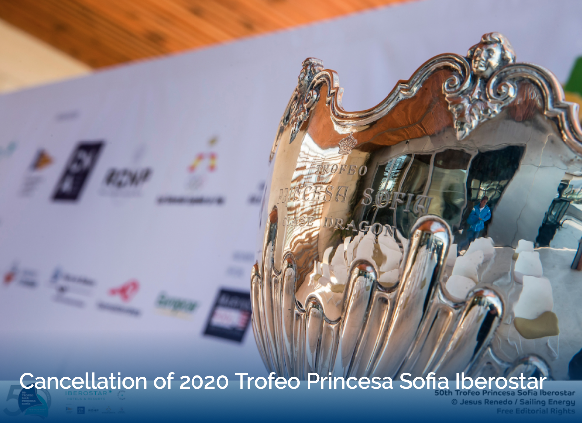 Cancellation of 2020 Trofeo Princesa Sofía Iberostar