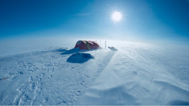 """Coast to Coast"" EXPEDITION  Update Grönland"