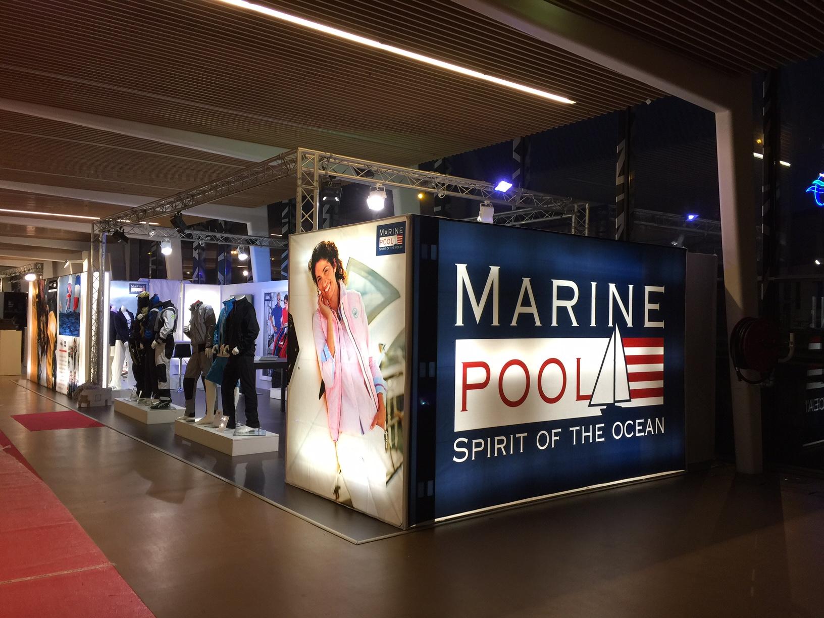 Marinepool at paris boat show!