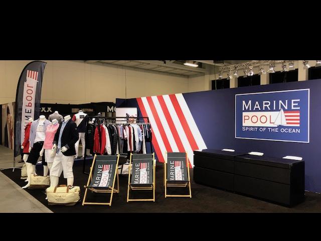 Marinepool goes Fashion Week