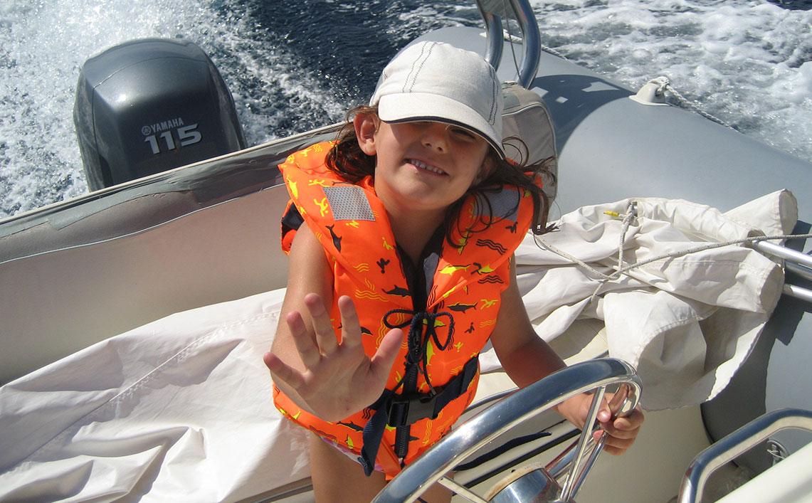 Marinepool Kids Lifejackets!