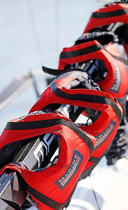 Marinepool life vests