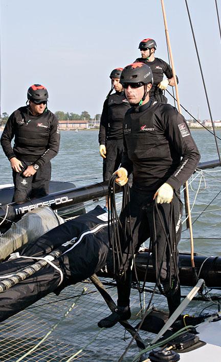 Crew wear by Marinepool