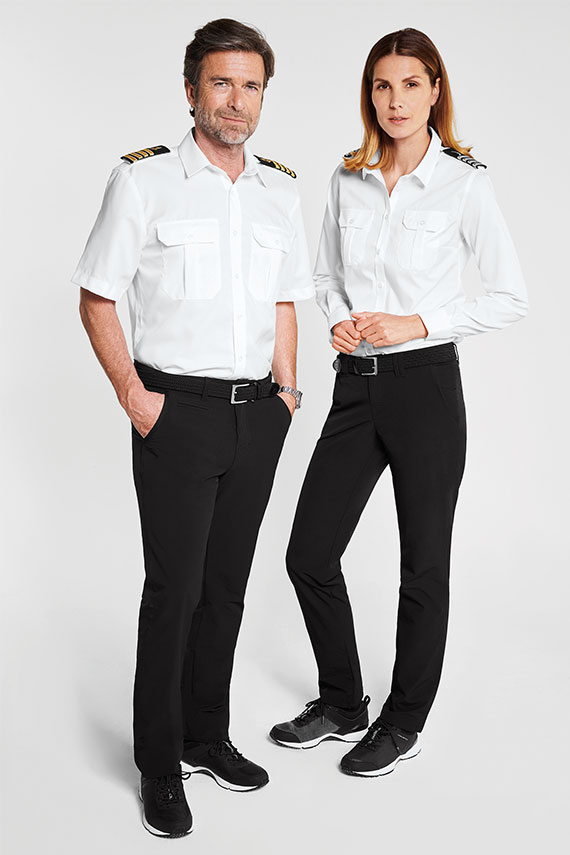 Marinepool crew wear